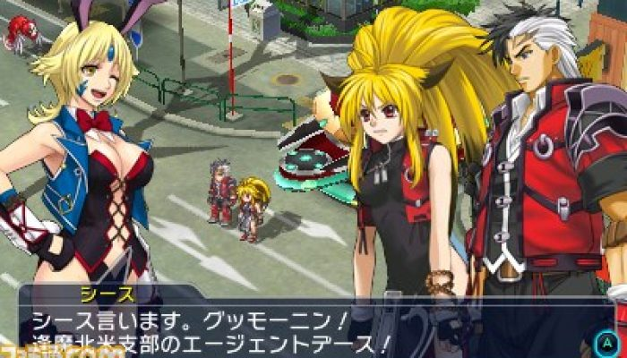 Project X Zone 2 – Recent Art and Screenshots from Famitsu