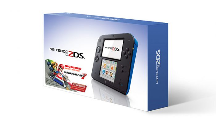 NoA: 'Nintendo 2DS delivers even more value as suggested retail price drops to $99.99'