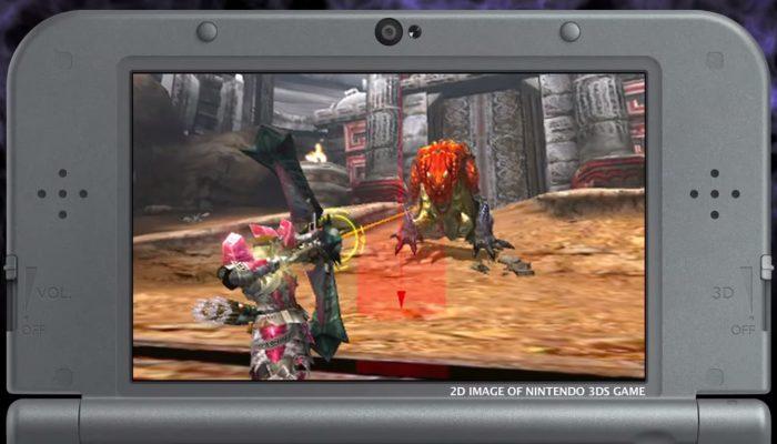 Monster Hunter 4 Ultimate – August DLC Pack Trailer