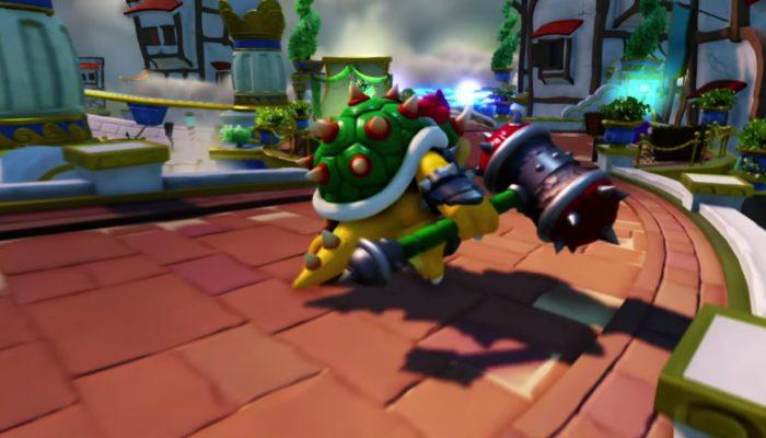 Skylanders SuperChargers – Nintendo Guest Stars Trailer