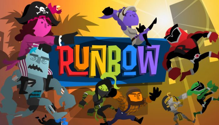 NoA: 'Runbow's color racing chaos sprints onto Wii U'