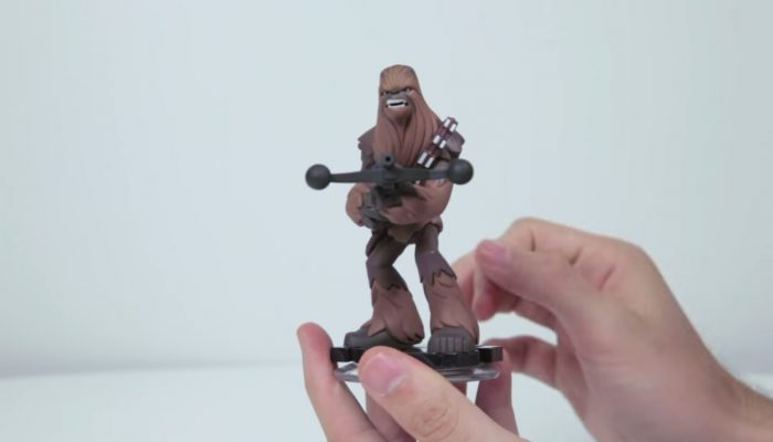 Disney Infinity 3.0 – Han Solo and Chewbacca Unboxings