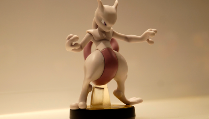 Mewtwo amiibo launches in Europe on October 23