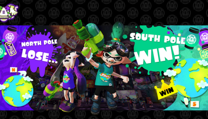Team South Pole wins European Splatfest