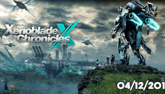 Xenoblade Chronicles X European release date set for December 4