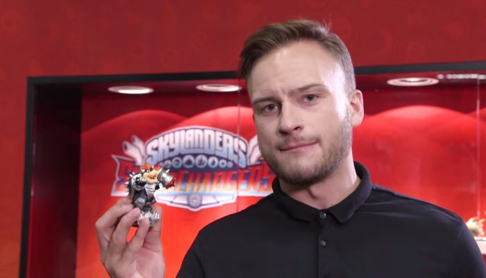Skylanders SuperChargers – Official Online Multiplayer Racing Trailer