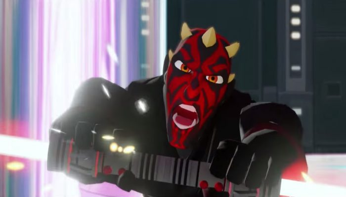 Disney Infinity 3.0 – Star Wars Twilight of the Republic Official Trailer
