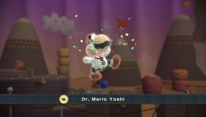 Yoshi's Woolly World – PAX 2015 Trailer