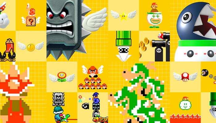 NoA: 'Super Mario Maker launch preview video now available'