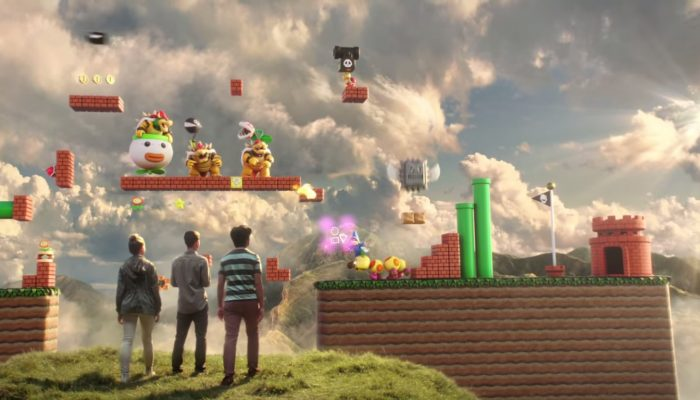 Super Mario Maker – The Build Commercial