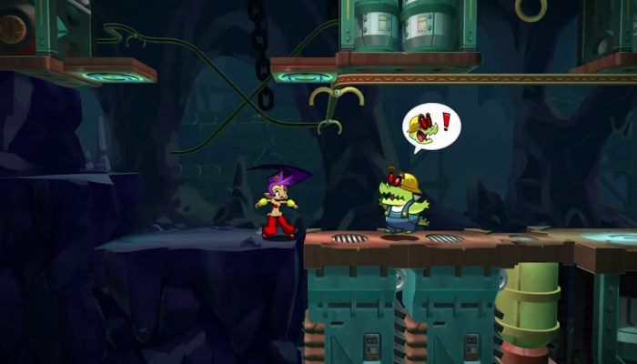 Shantae: Half-Genie Hero – Nindies@Night PAX Trailer