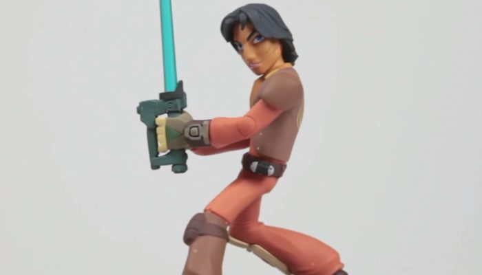 Disney Infinity 3.0 – Ezra Bridger Unboxing