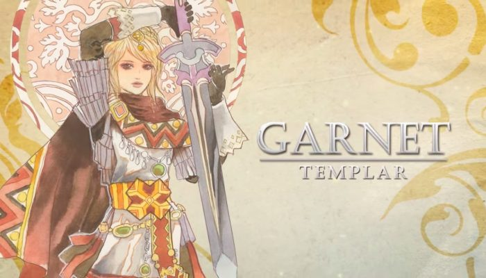 The Legend of Legacy – Liber and Garnet Trailer