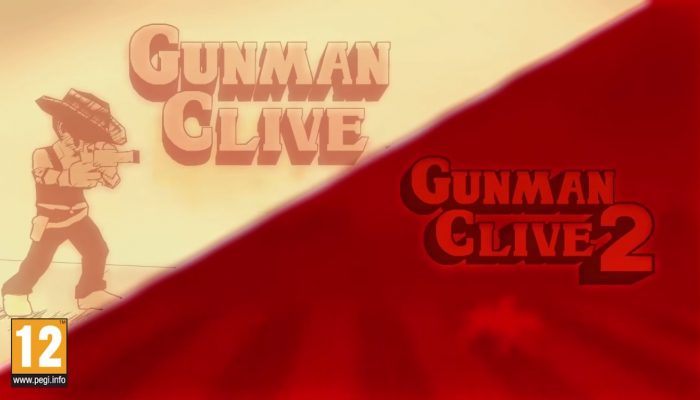 Gunman Clive HD Collection – Bande-annonce Gamescom 2015