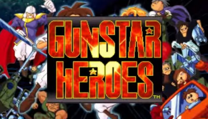3D Gunstar Heroes – Launch Trailer