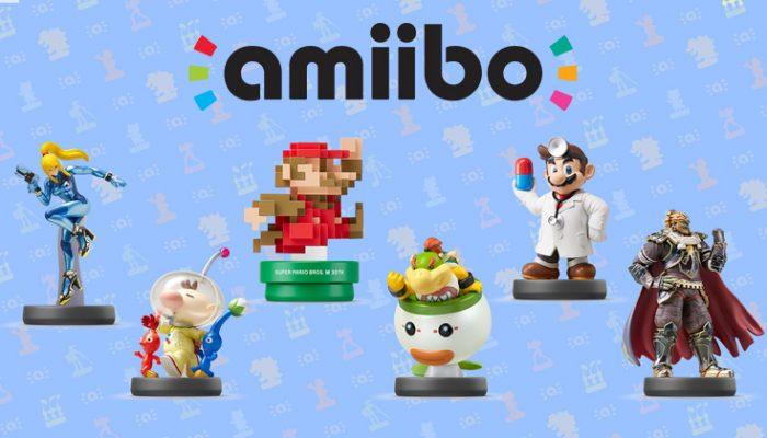 NoA: 'New amiibo figures launching in September'