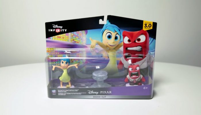 Disney Infinity 3.0 – Inside Out Play Set Unboxing