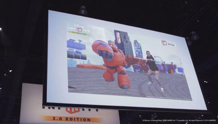 Disney Infinity Only in the Toy Box Experience 2015