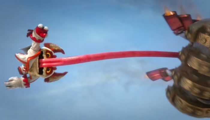 """Skylanders SuperChargers – """"Large and SuperCharged"""" Launch Trailer"""
