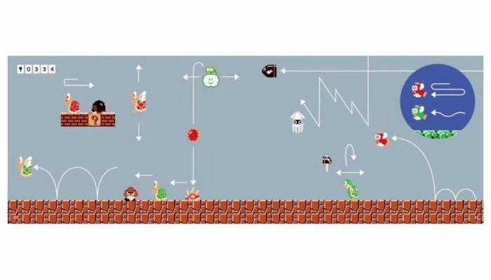 Super Mario Maker – Monsieur Tezuka présente l'artbook interactif !