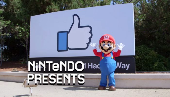 Super Mario Maker – Facebook Hackathon Episode 3: Announce + Celebrate