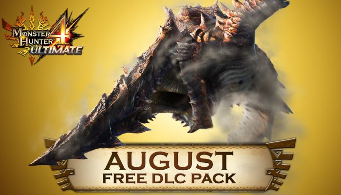 Capcom: 'Monster Hunter 4 Ultimate Free DLC line-up for August'