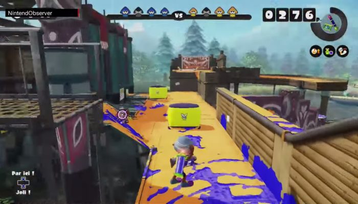 Splatoon, Triggerfished. (60 FPS Original)