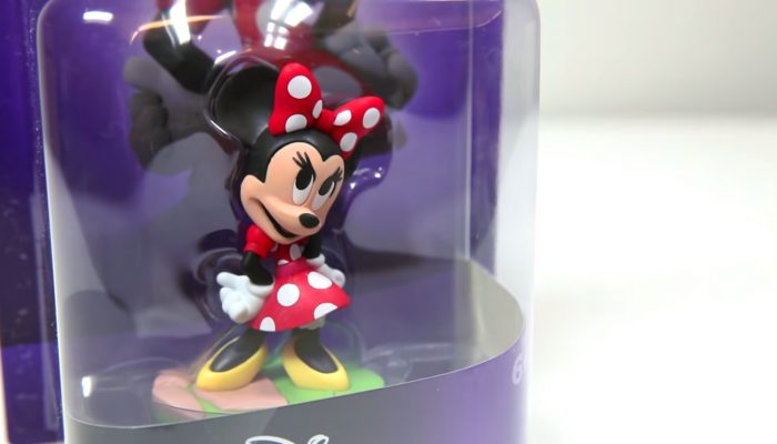 Disney Infinity 3.0 – Minnie Mouse Unboxing