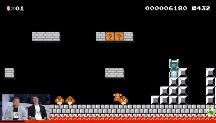 Super Mario Maker – Les conseils de Mr. Miyamoto à l'E3