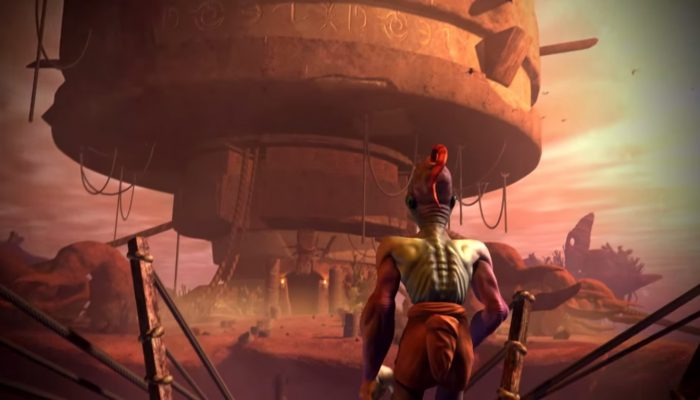 Oddworld: New 'n' Tasty – Nindies@Night PAX Trailer