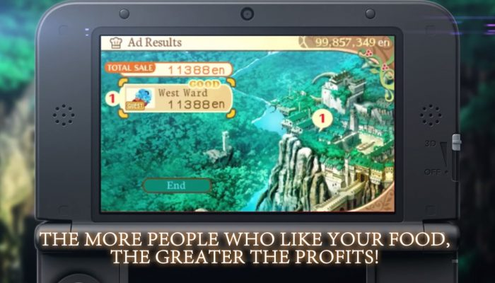 Etrian Odyssey 2 Untold – Town Development Trailer