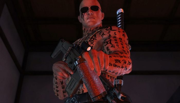 Devil's Third – Japanese Launch Screenshots from 4Gamer
