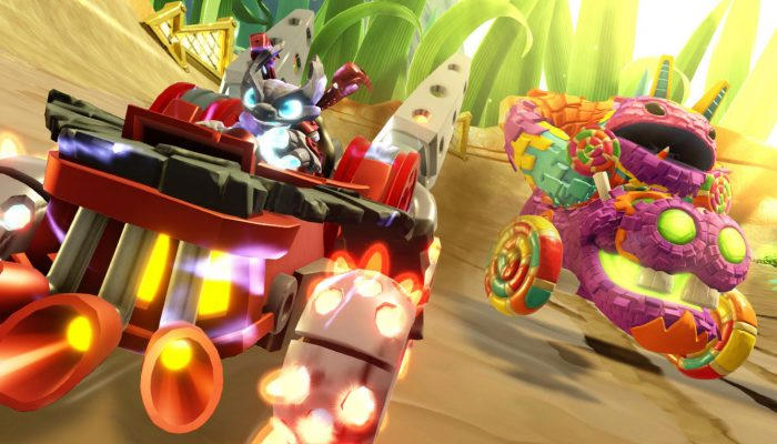 Activision: 'Skylanders SuperChargers: Introducing Racing and Online Multiplayer'