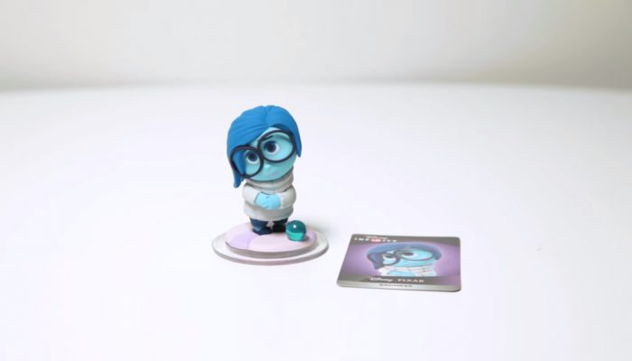 Disney Infinity 3.0 – Inside Out, Sadness Unboxing