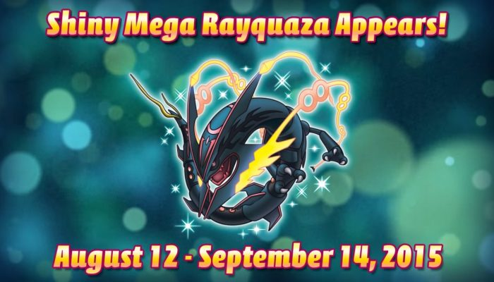 Pokémon ORAS – Get a Shiny Rayquaza with Dragon Ascent!