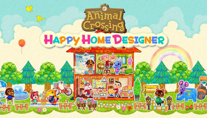 NoE: 'Take a peek at Animal Crossing: Happy Home Designer at our teaser website!'