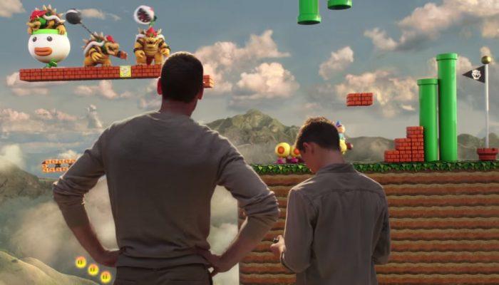 Super Mario Maker – The Shift Commercial