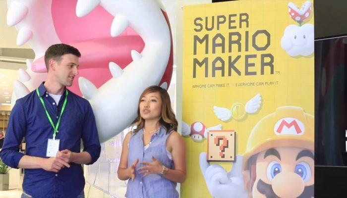 Nintendo Minute – Super Mario Maker Facebook Hackathon