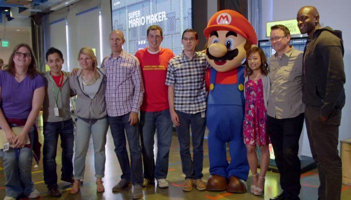 Super Mario Maker – Facebook Hackathon Trailer