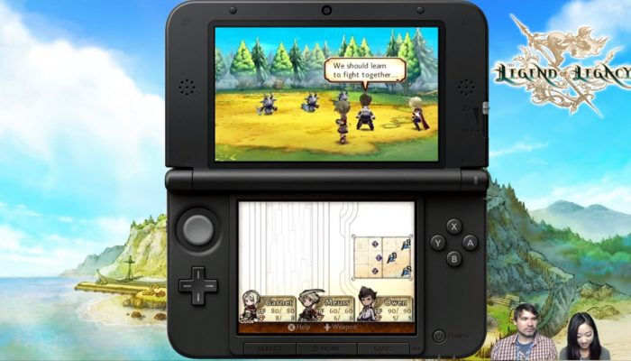 The Legend of Legacy – Twitch Stream