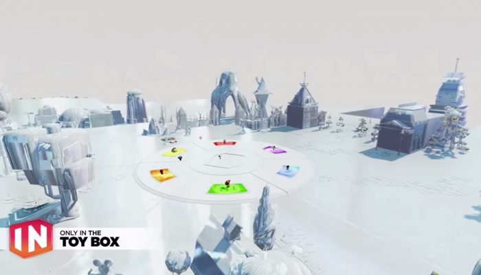 Disney Infinity 3.0 – New Toy Box Features Trailer