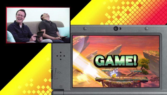Nintendo Challenge: Smash Run