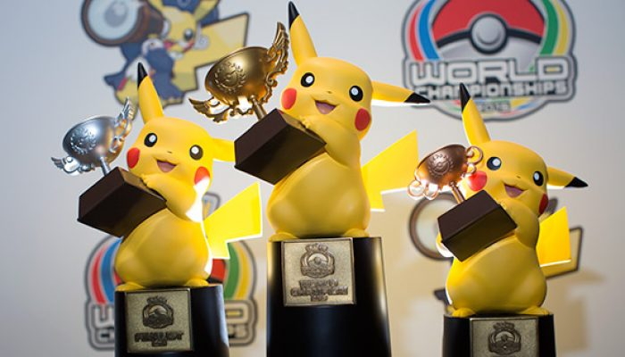Pokémon: 'Meet the 2015 Pokémon World Champions!'