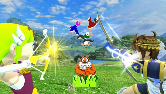 Here are the results of the final Super Smash Bros. for Wii U photo event on Miiverse