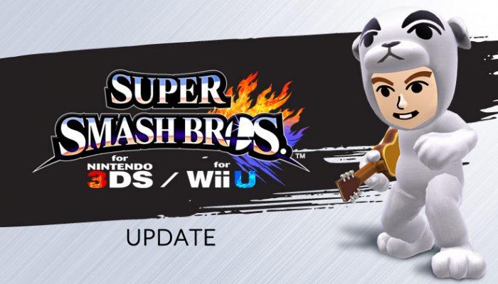 NoA: 'New Super Smash Bros. DLC'