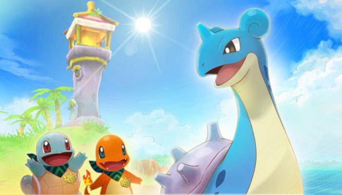 Pokémon Super Mystery Dungeon – Japanese Screenshots and Art from 4Gamer