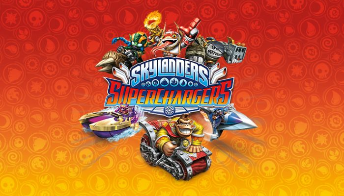 NoA: 'Skylanders SuperChargers races onto Wii U, Wii and Nintendo 3DS'