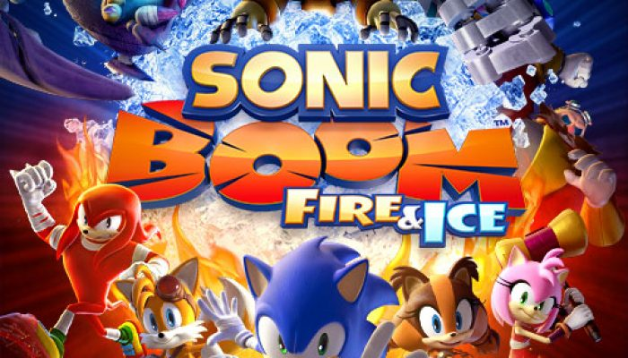 SEGA: 'Sonic Boom: Fire & Ice moves to 2016'