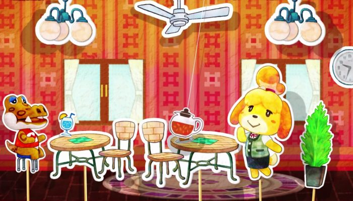 Animal Crossing : Happy Home Designer – Bande-annonce de lancement