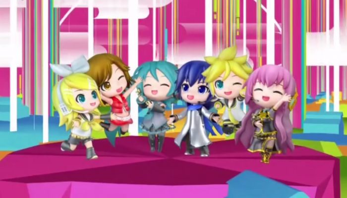 Hatsune Miku: Project Mirai DX – Launch Trailer